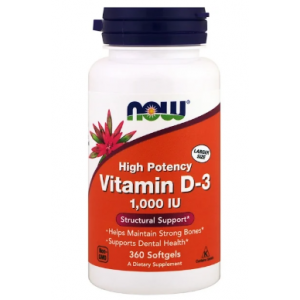 now-vitamine-d3-1000-360-softgels