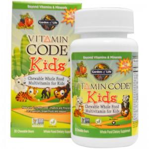garden-of-life-multivitamine-kinderen-biologisch-30-kauwtabletten