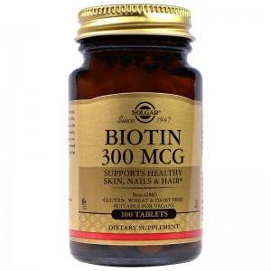 solgar-biotine-300mcg-100-tabletten-online-kopen-bestellen
