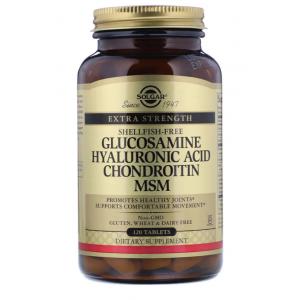 solgar-hyaluronzuur-glucosamine-chondroitine